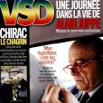 Magazine VSD en kiosques le 21 avril 2016.