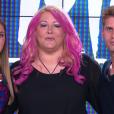 Loana sur le plateau du  Mag de la téléréalité  sur NRJ12, le 18 septembre 2015.