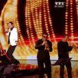 """Alexandre - """"The Voice 5"""", le premier live sur TF1. Samedi 23 avril 2016."""