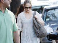 REPORTAGE PHOTOS : Jennifer Lopez, un moment... privilégié !