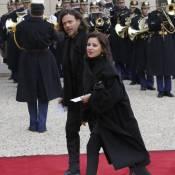 Tina Arena et son mari conviés à un dîner d'État par François Hollande
