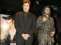 REPORTAGE PHOTOS : Quand Benicio Del Toro se coiffe avec... un pétard !