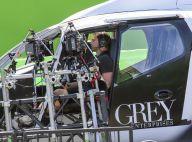 Jamie Dornan se crashe en hélico pendant que Dakota Johnson papillonne à nouveau
