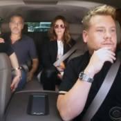 Gwen Stefani : En voiture avec George Clooney et Julia Roberts, elle s'éclate !