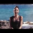 Nehuda (Les Anges 8) : Premières secondes de son clip Paradise, avec Cris Cab