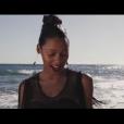 Nehuda : Premières secondes de son clip Paradise, avec Cris Cab