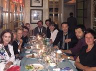 Nicolas Bedos : Dîner d'anniversaire joyeux avec son ex Elsa Zylberstein