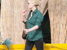 REPORTAGE PHOTOS EXCLUSIF : Kirsten Dunst, une fashion victim très... secrète !