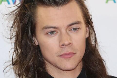 Harry Styles (One Direction) s'est coupé les cheveux... Ses fans hystériques !