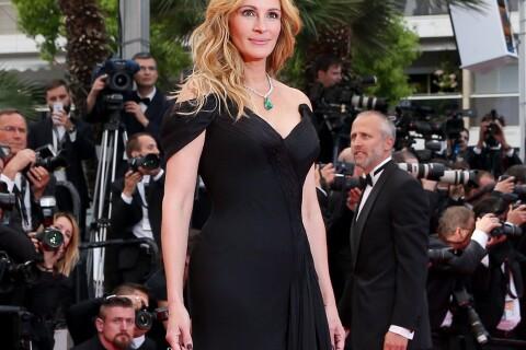 Julia Roberts à Cannes: Pour sa première sur les marches, elle sort le grand jeu