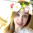 EnjoyPhoenix annonce une collaboration avec La Redoute, sur Snapchat, le 12 mai 2016