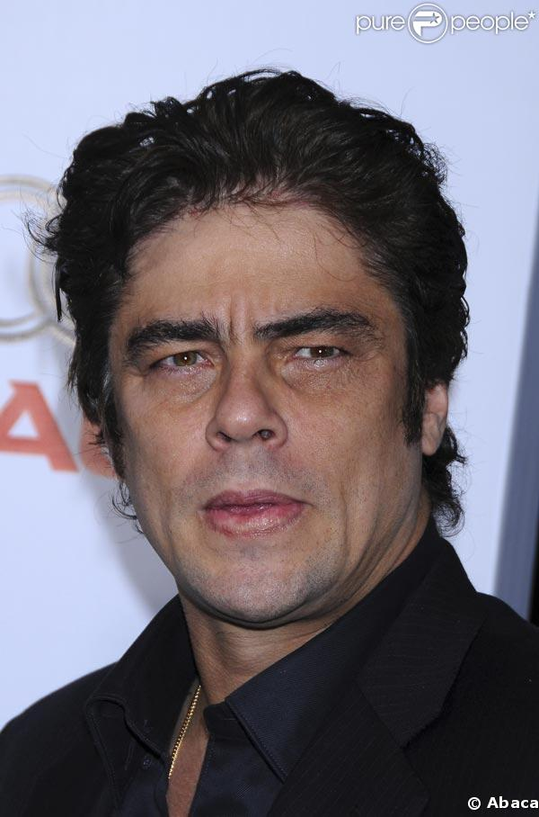 Benicio Del Toro - Wallpaper