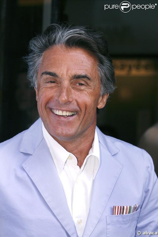 Gérard Holtz a présidé la cérémonie des Gérard 2007