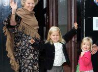 REPORTAGE PHOTOS : La reine Béatrice et ses petites-filles, la princesse Maxima et sa petite dernière : c'est la fiesta à la cour batave !