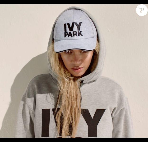 Beyoncé fait la promotion de sa marque Ivy Park