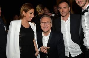 Laurent Ruquier, Léa Salamé et Yann Moix à Cannes : Leur fête de folie !