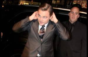 REPORTAGE PHOTOS : Leonardo DiCaprio sur le tapis rouge, a remplacé sa compagne, par... sa mère !