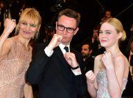 Elle Fanning : Princesse délicate et battante face aux rudes critiques à Cannes