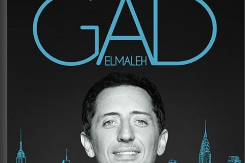 "Gad Elmaleh : Au mythique Carnegie Hall de New York pour ""Oh my Gad"" !"