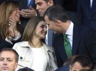 Letizia et Felipe d'Espagne : 12 ans de mariage fêtés avec le Barça et ses stars