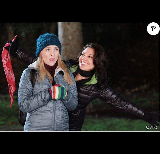 Grey's Anatomy saison 8 : Jessica Capshaw, Sara Ramirez