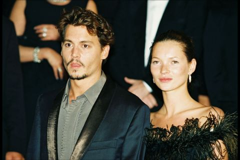 Divorce de Johnny Depp - Toutes ses ex: Amber Heard, Vanessa Paradis, Kate Moss...