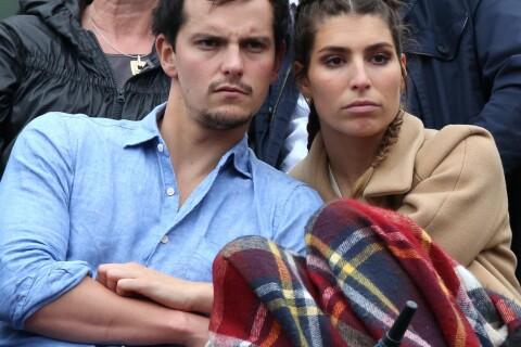 Roland Garros 2016 : Laury Thilleman et son chéri Juan Arbelaez en mode câlins
