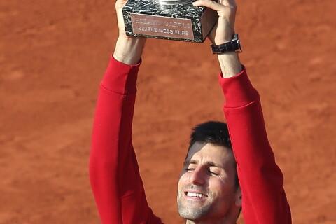 Rolland Garros: Djokovic devient le maître de la terre battue... Murray a décroché