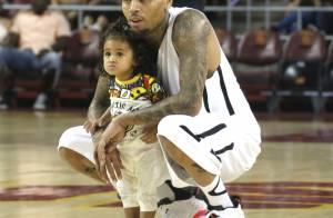 Chris Brown : Un nouveau gigantesque tatouage en hommage à sa fille, Royalty