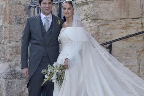Charlotte Wellesley et Alejandro Santo Domingo : Mariage sous le signe du gotha