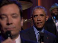 Barack Obama : Chez Fallon, il massacre Trump et dresse son bilan en chanson !