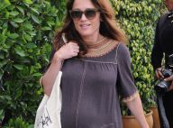 Robin Tunney enceinte : La star de Mentalist affiche son baby bump
