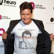 Charlie Sheen devient ambassadeur d'un préservatif révolutionnaire !