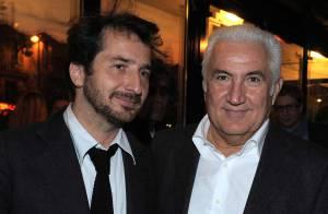 VIDEO EXCLUSIVE + PHOTOS : Avec Edouard Baer, Frédéric Beigbeder et Philippe Vandel, sacrée fiesta au Café de Flore !