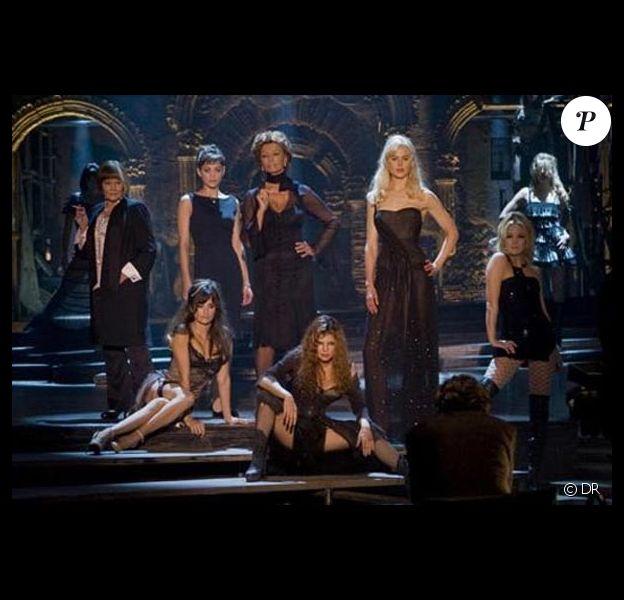 Judi Dench, Penélope Cruz, Marion Cotillard, Sophia Loren, Fergie, Nicole Kidman et Kate Hudson