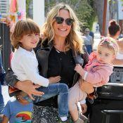 Molly Sims maman : Entre ses deux enfants, c'est la guerre !