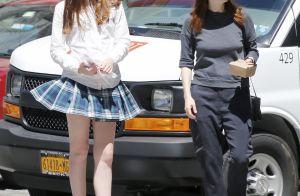 Julianne Moore : Sa fille Liv, 14 ans, fait déjà une tête de plus qu'elle !