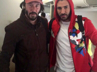 Karim Benzema à Paris : Rencontre surprise avec Keanu Reeves