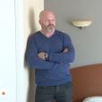 """""""La propriétaire d'un hôtel en difficulté tient tête à Philippe Etchebest. """"Cauchemar en cuisine"""" sur M6, le 15 juin 2016."""""""