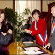 Denise Fabre, a 66 ans, elle célèbre son premier mariage !