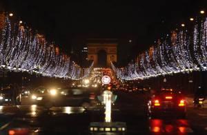 EXCLU : Devinez quelle grande star va illuminer les Champs Elysées cette année...
