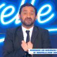 Cyril Hanouna critique Nouvelle Star dans TPMP, sur D8, le lundi 26 janvier 2015