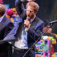 """Le prince Harry - Concert caritatif de la Fondation """"Sentebale"""" à Kensington Palace à Londres, le 28 juin 2016"""