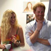 Prince Harry : Complice avec Joss Stone, amusé avec Coldplay...