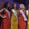 Exclusif - Les dauphines de Miss Ile-de-France 2016 - Election de Miss Ile-de-France 2016 dans la salle Gaveau à Paris, France, le 29 juin 2016. © Giancarlo Gorassini/Besimage