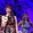 Exclusif - Candidate à l'élection de Miss Ile-de-France 2016 - Election de Miss Ile-de-France 2016 dans la salle Gaveau à Paris, France, le 29 juin 2016. © Giancarlo Gorassini/Besimage
