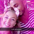"""Vivian des """"Anges"""" et Fanny des """"Marseillais"""" posent sur Snapchat"""