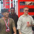 Justin Bieber - 74ème Grand Prix de Formule 1 de Monaco, le 29 mai 2016.