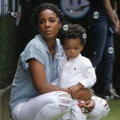 Kelly Rowland face au racisme : L'ancienne Destiny's Child craint pour son fils