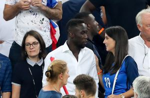 Euro 2016 : Ludivine, sublime femme de Bacary Sagna